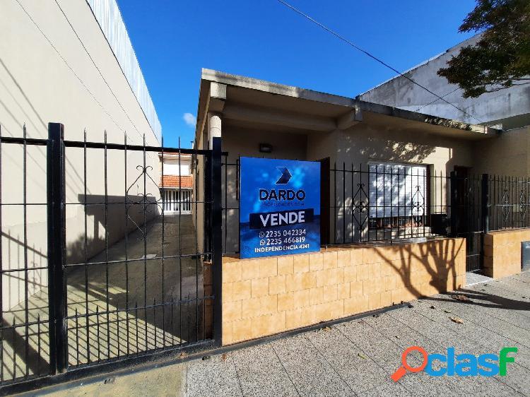 Chalet 3 ambientes + 2 departamentos en venta en barrio san jose - mar del plata