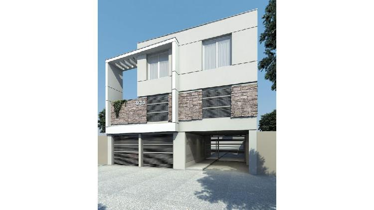 Duplex 2 dorm, 2 baños, terraza, cochera cubierta, frontal,