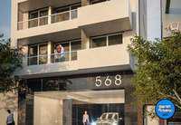 Ov lagos 500 9º piso ambiente unico balcon 35 m² totales