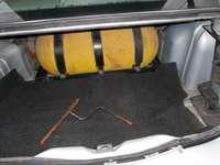 Renault clio 2 nafta gnc 2004