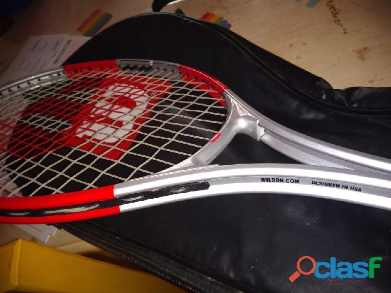 Raqueta de Tenis 1