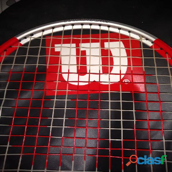 Raqueta de Tenis 4