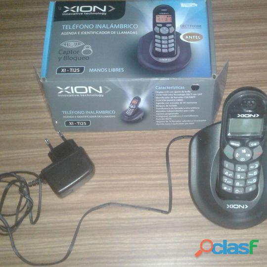 Telefono inalámbrico Nuevo sin uso