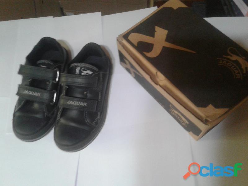 """zapatillas de niñas/niños jaguar y Tridy """" precio x 2 pares"""""""