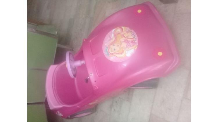 Karting barbie