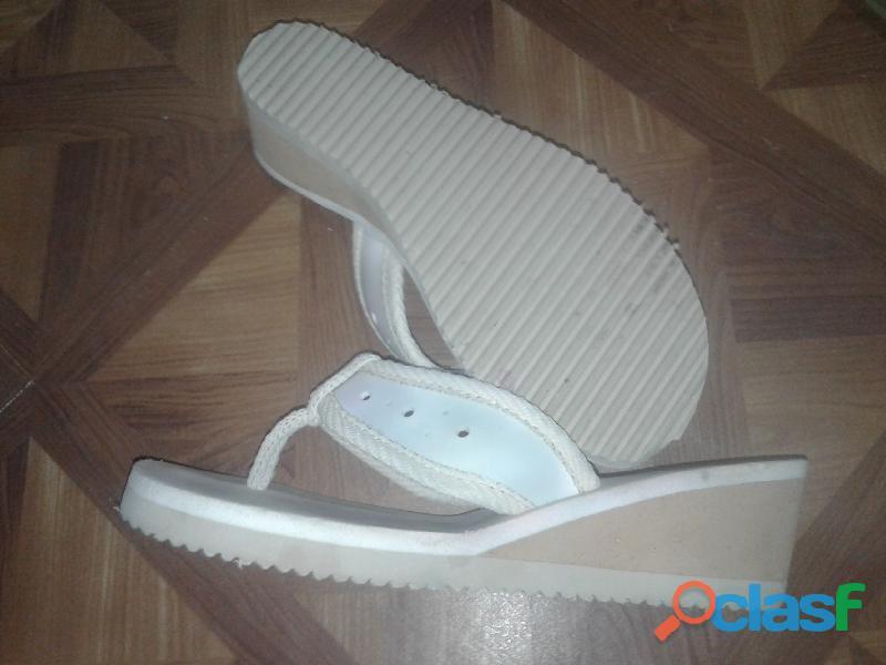 Sandalias mujer usadas como nuevas 2