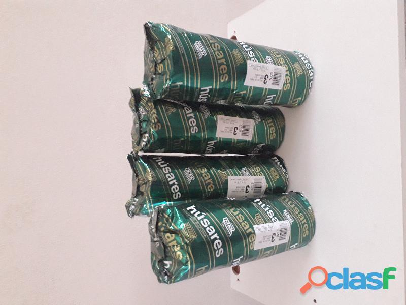 Vendo rollos duplicado químico 76x30 mts husares