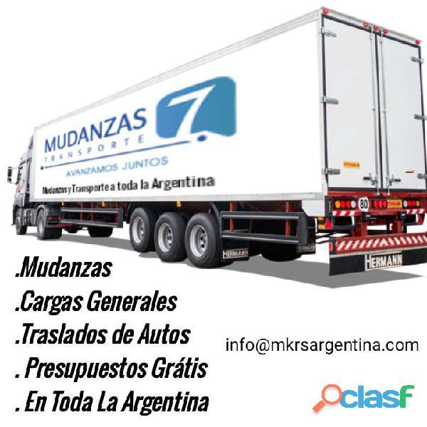 Mudanzas y Transporte en Argentina