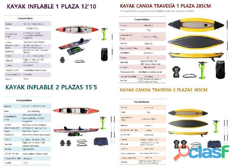 TABLAS STAND UP PADDLE Y KAYAKS、CANOAS HINCHABLES Directa De Fábrica,Venta Por Mayor,OEM 1