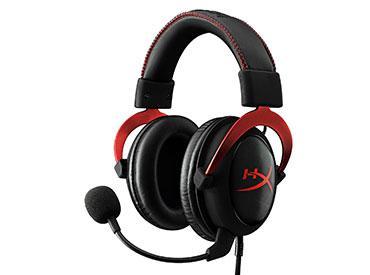 Auriculares con micrófono kingston hyperx™ cloud ii -