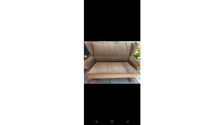 Vendo sillon 2cuerpos estilo ingles