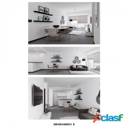 Monoambientes y un dormitorio - balcones vidriados - diseño y calidad - zeballos 2200
