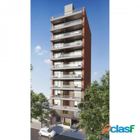 Semipiso 1 y 2 dormitorios - amplios balcones al frente - cocheras opcionales - mendoza 2800