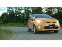 Ford fiesta kinetic titanium 1.6 nafta - 62.000 km