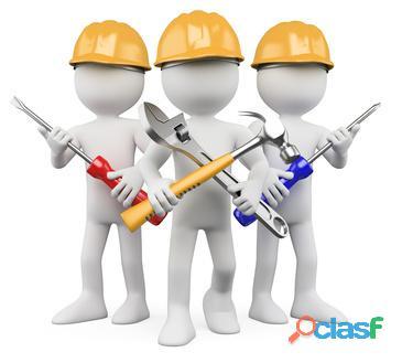 Se busca personal para trabajos de mantenimiento en lanus