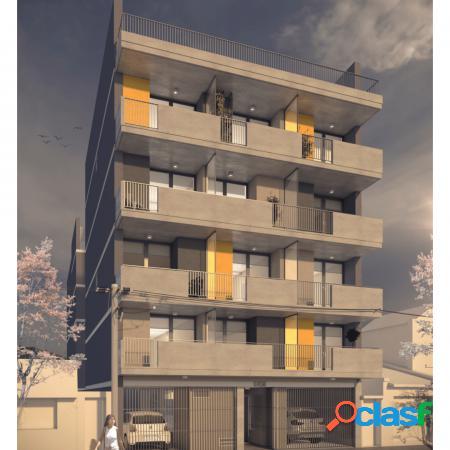 Monoambiente - entrega inmediata - terraza uso común con parrilleros - castellanos 400