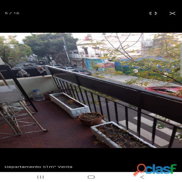 Dueño directo vende 3 ambientes en barracas