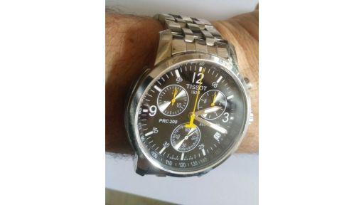 Reloj tissot prc 200 original