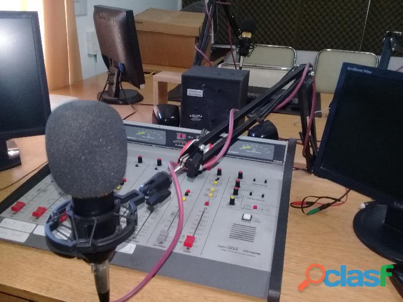 Vendo emisora de radio fm en villa gral belgrano córdoba
