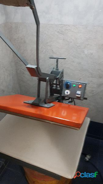Sublimadora Estampadora Textil 70 X 50 Cm 1