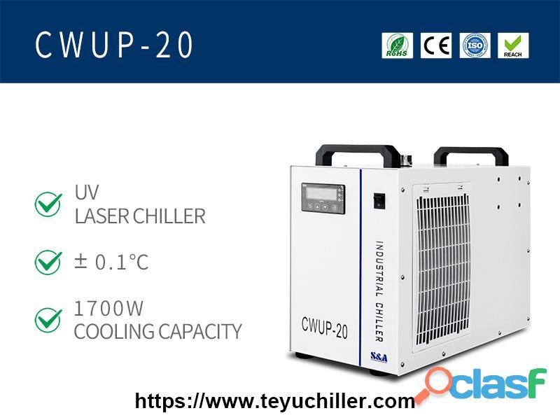 Enfriador de agua láser ultrarrápido CWUP 20
