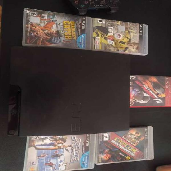 Vendo PS3 Excelente