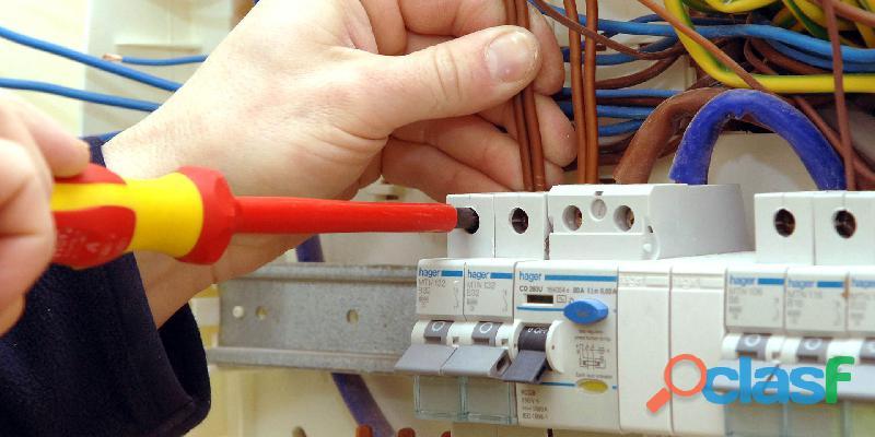Electricista en casa 1