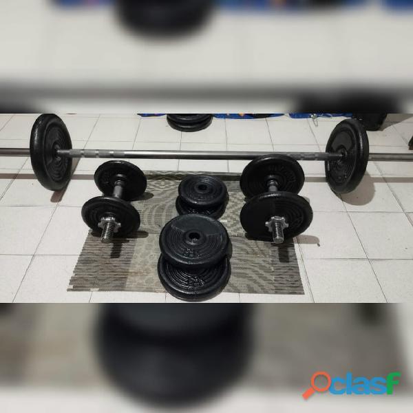 Kit de 50 kilos