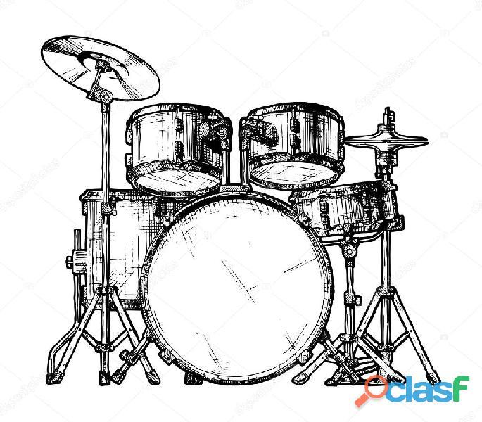Buscamos baterista para una banda de rock