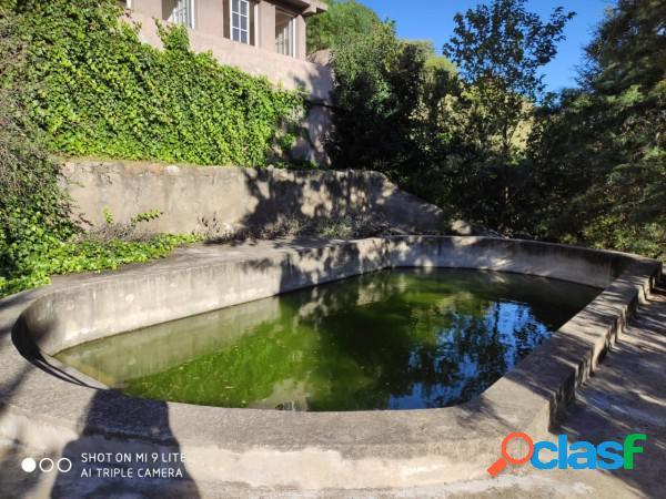 Villa ciudad américa - imperdible complejo de 6 departamentos y casa principal con piscina