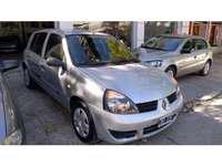 Renault clio 2 pack plus 1.2 nafta 5 puertas 2011