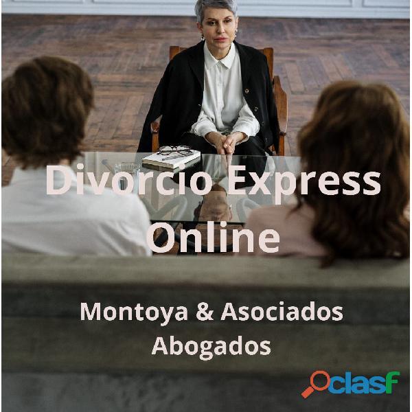 Abogado de Divorcios Express   Divorcio Unilateral   Divorcio Online   Iniciar Divorcio