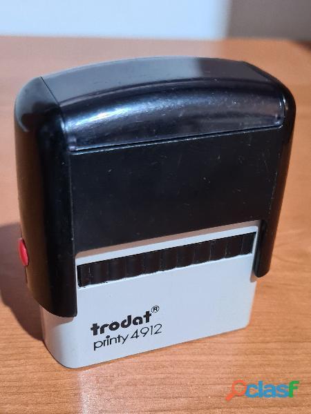 Vendo Sello Trodat Printy 4912 usado