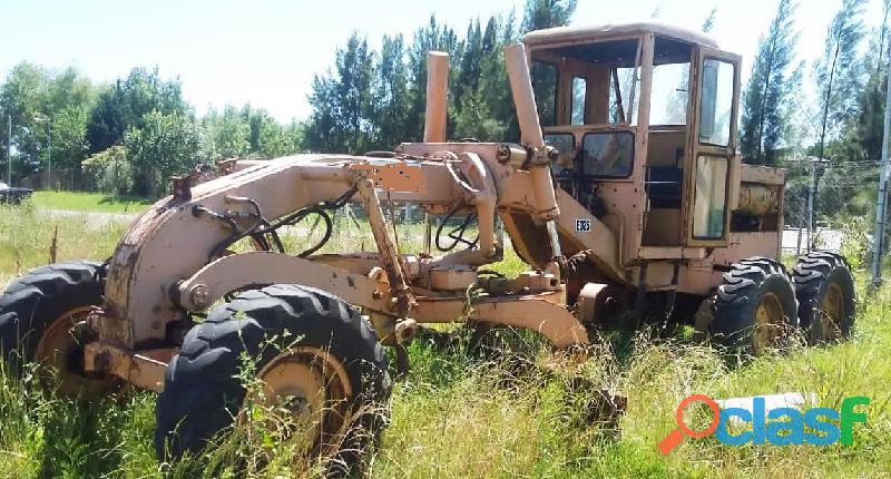 Motoniveladora Hidraulica Huber Warco 11 D