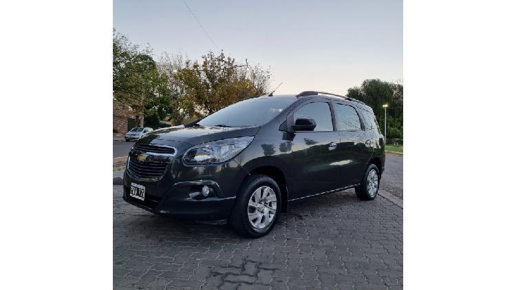 Chevrolet spin ltz 2016 unica mano nueva permuto