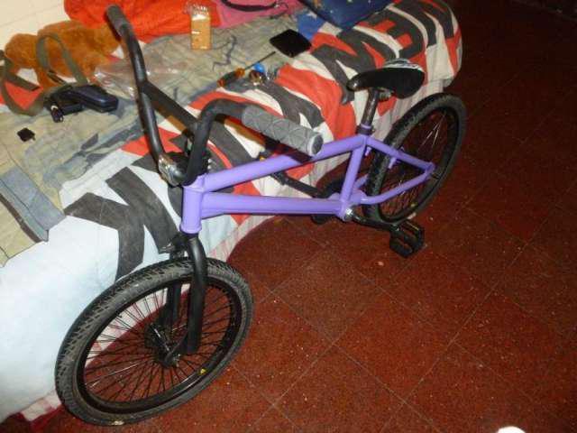Bicicleta bmx freestyle para trucos en Martínez