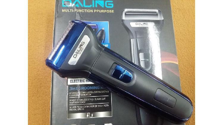 Máquina 3 en 1 de cortar cabello barba y nariz