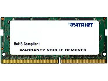 Memoria Ram Patriot para Notebook SODIMM DDR4 16GB 2666MHz -
