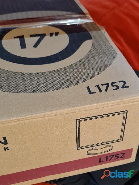 """Vendo monitor LG Flatron 17"""" LCD 3"""