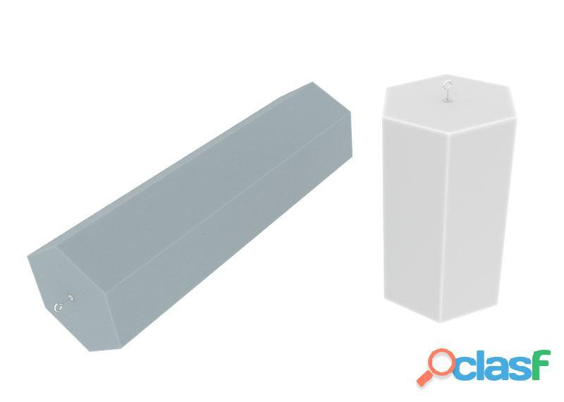 Bafles material absorvente