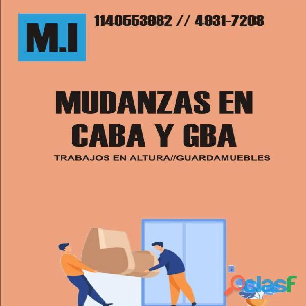 MUDANZAS./GUARDAMUEBLES 4