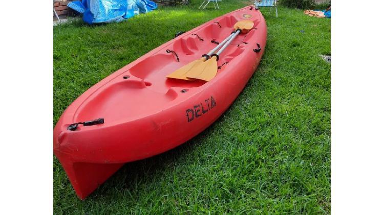 Kayak patagonian doble