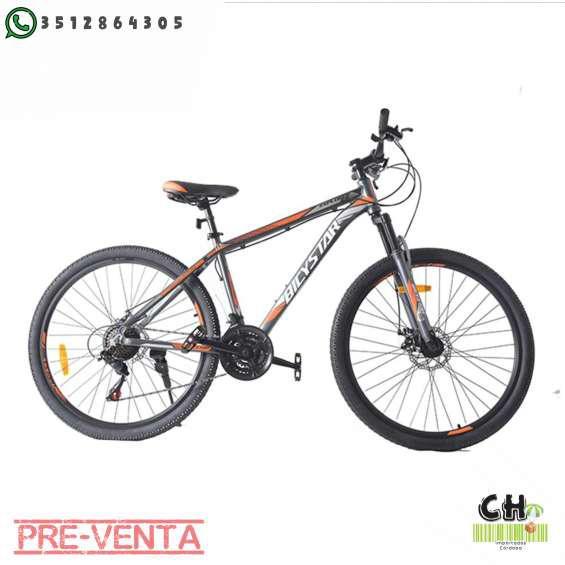 Pre-venta bicicleta mountain bike nordic x1.0 en córdoba