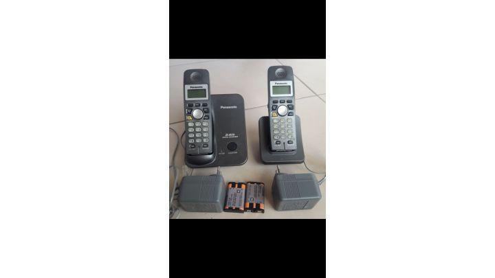 Vendo teléfono digital panasonic