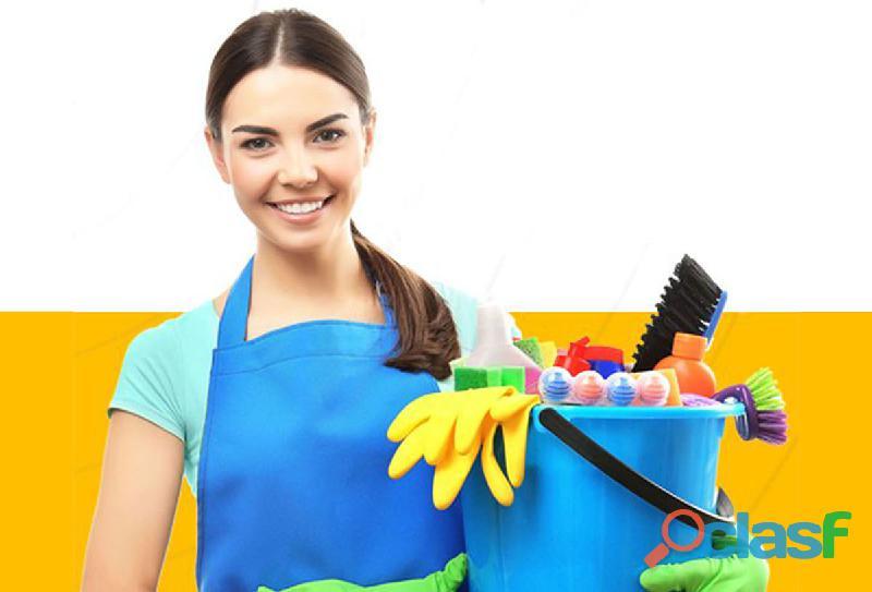 Señora Para Limpieza Por Hora