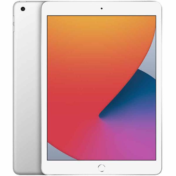 Apple new ipad 8va gen 10.2″ wi-fi 32 gb 2020 silver