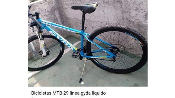 Vendo bicicleta mtb29 gyda