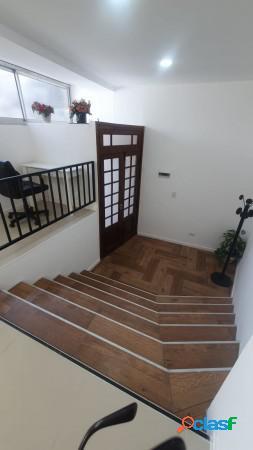 Parque chacabuco, beauchef 1400, 4 amb, 3 dormitorios, 2 baños. quincho y terraza, 150m sup. totales
