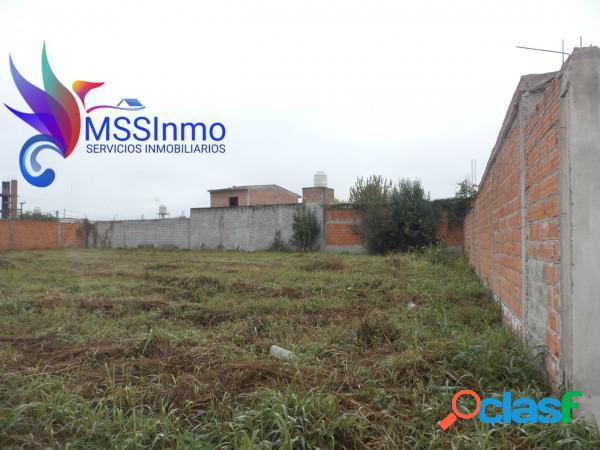 Terrenos en venta - barrio alem - 250 m2