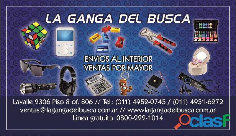 Mayorista multirubro de articulos, computacion,librería,Juguetería,Herramientas,regalos,electronica,